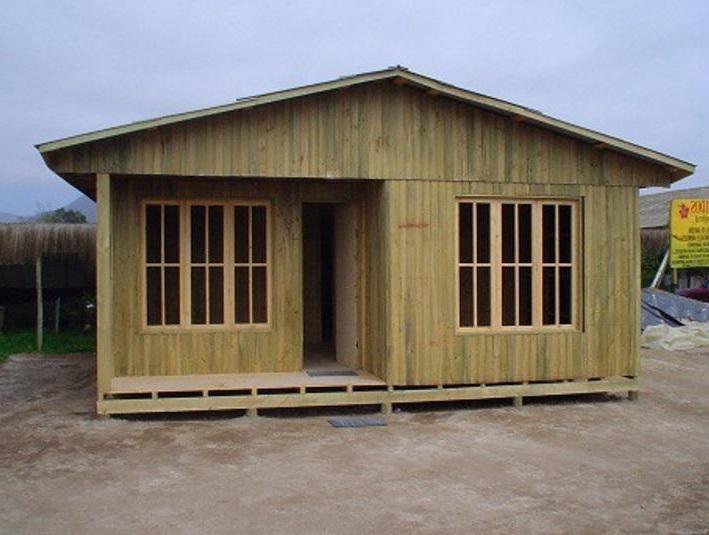 Modelos de frentes para casas Casa madera precio