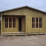 Casas de madera baratas
