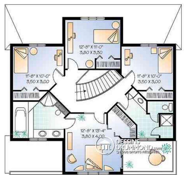 Planos y casas planos de casas plantas arquitect nicas - Porche entrada vivienda ...