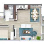 35 diseños de apartamentos pequeños