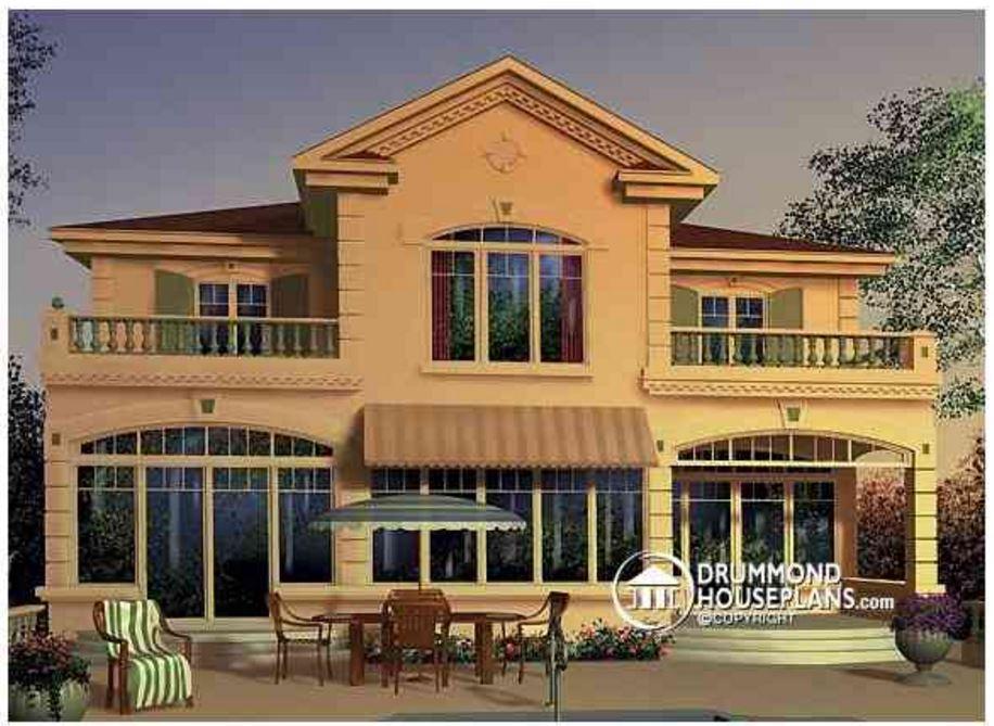 Planos y casas planos de casas plantas arquitect nicas for Planos de casas medianas