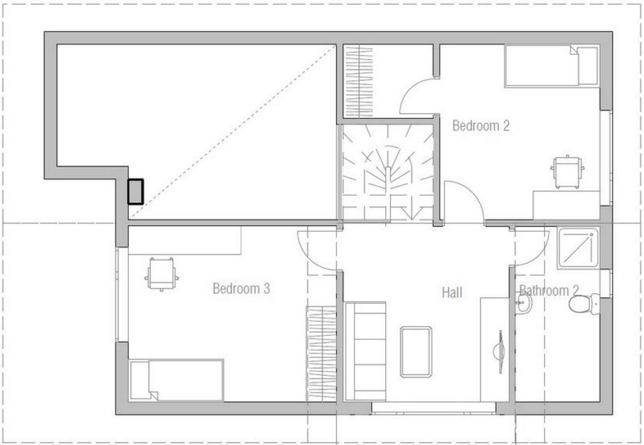Planos y casas planos de casas plantas arquitect nicas for Planos de casas de 3 recamaras