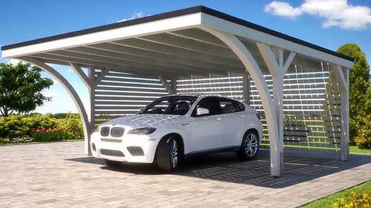 Techos Para Garage Económicos