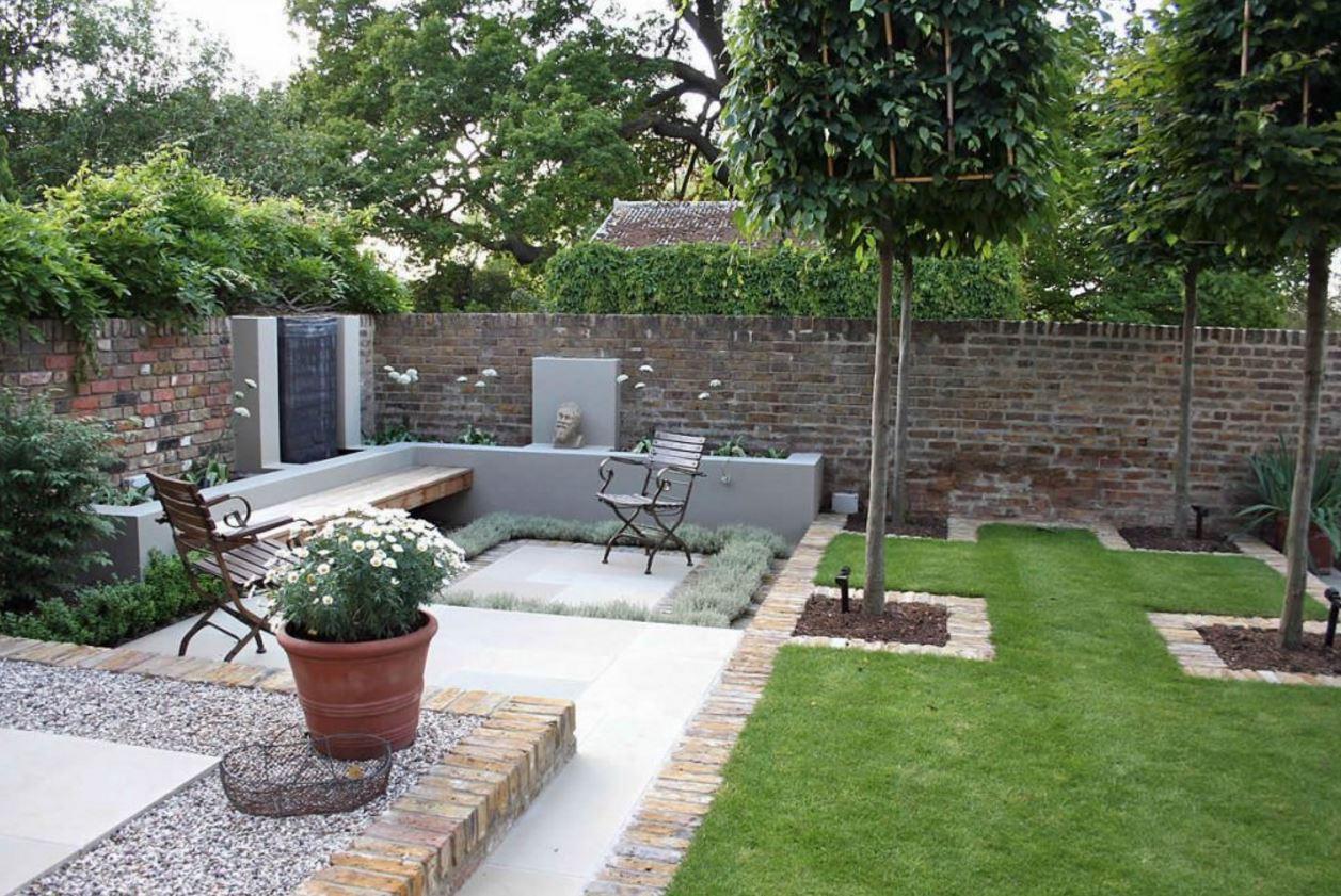Planos y casas planos de casas plantas arquitect nicas for Adoquines para jardin