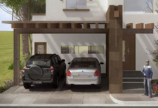 Planos y casas planos de casas plantas arquitect nicas for Garajes para carros
