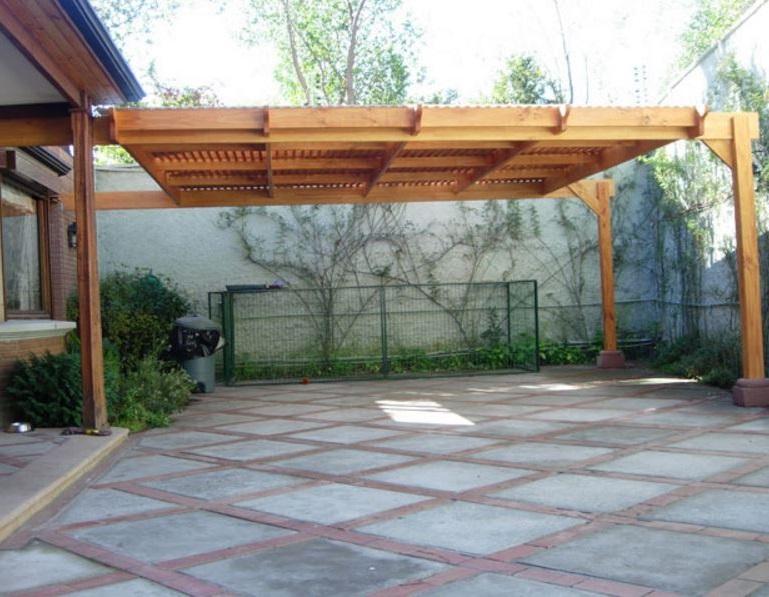 Planos y casas planos de casas plantas arquitect nicas for Cual es el techo mas economico para una casa