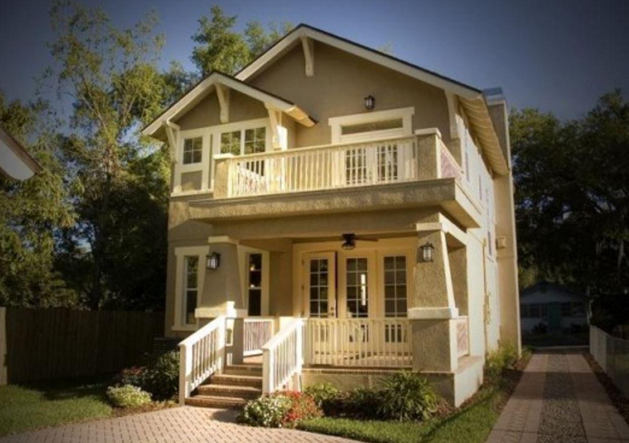 Cochera independiente for Modelos de techos para casas de dos pisos