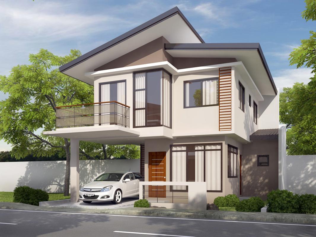 Planos y casas planos de casas plantas arquitect nicas for Casa moderna naga city prices