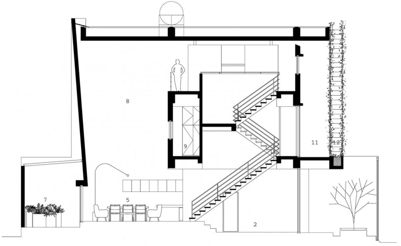 Planos De Casas De 3 Pisos Modernas