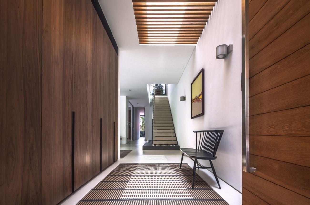 Planos y casas planos de casas plantas arquitect nicas for Casas con jardin interior