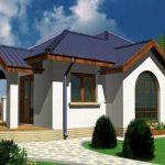 Diseño de casas de un dormitorio
