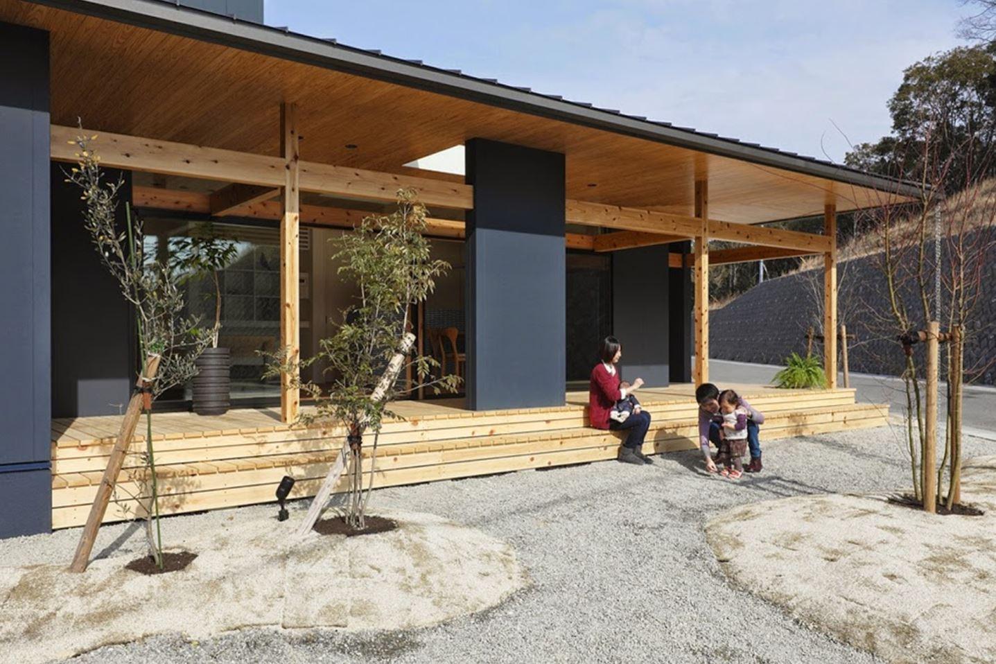 Planos y casas planos de casas plantas arquitect nicas - Casas japonesas tradicionales ...