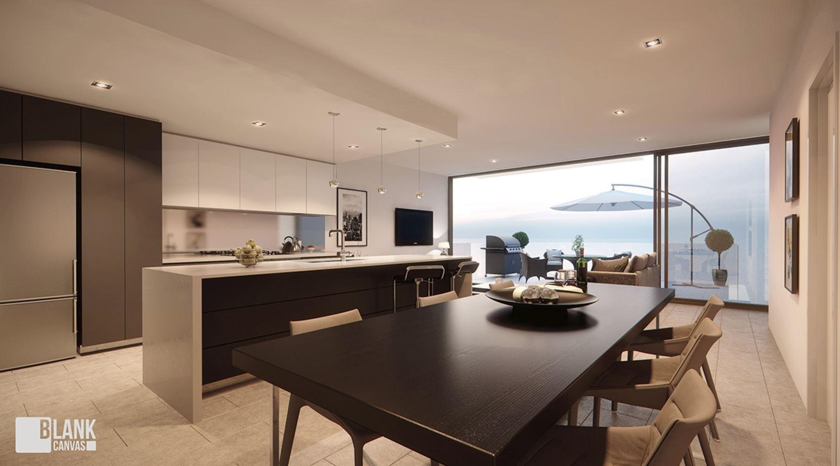 Cocina comedor diseos de cocina comedor y sala juntos la for Decoracion de sala comedor y cocina