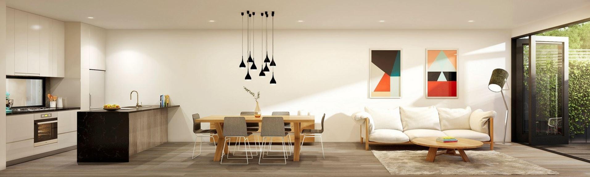 Best Comedor Cocina Contemporary - Casa & Diseño Ideas ...