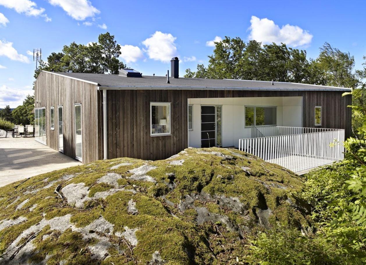 Modelo de casa construida en pendiente - Casas en pendiente ...