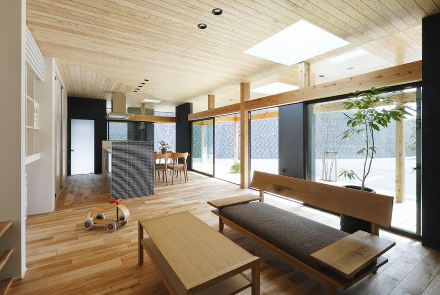 Planos de casas japonesas tradicionales for Casa moderna japonesa