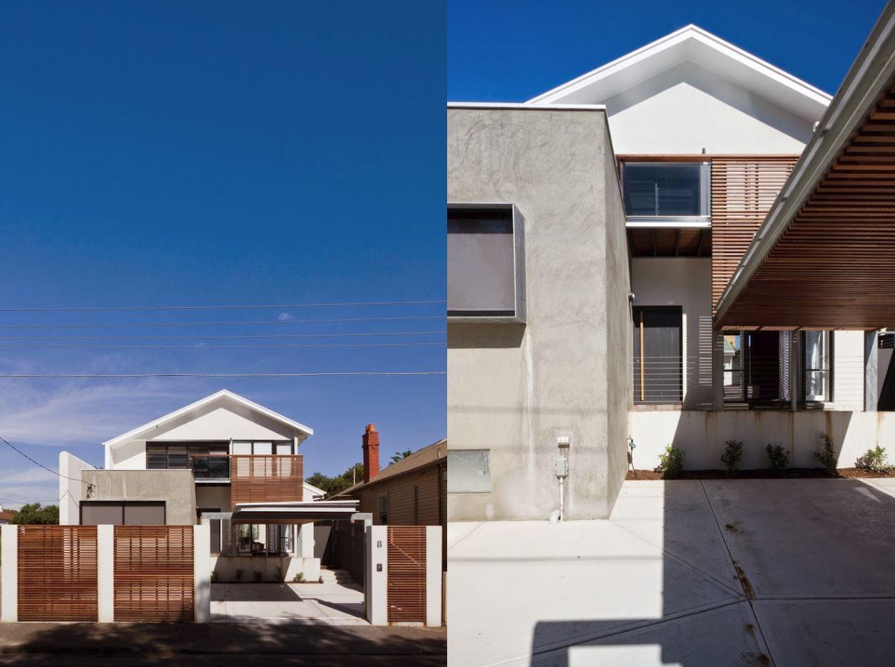 Dise o de casa de madera de dos pisos - Cuanto cuesta una casa de madera ...