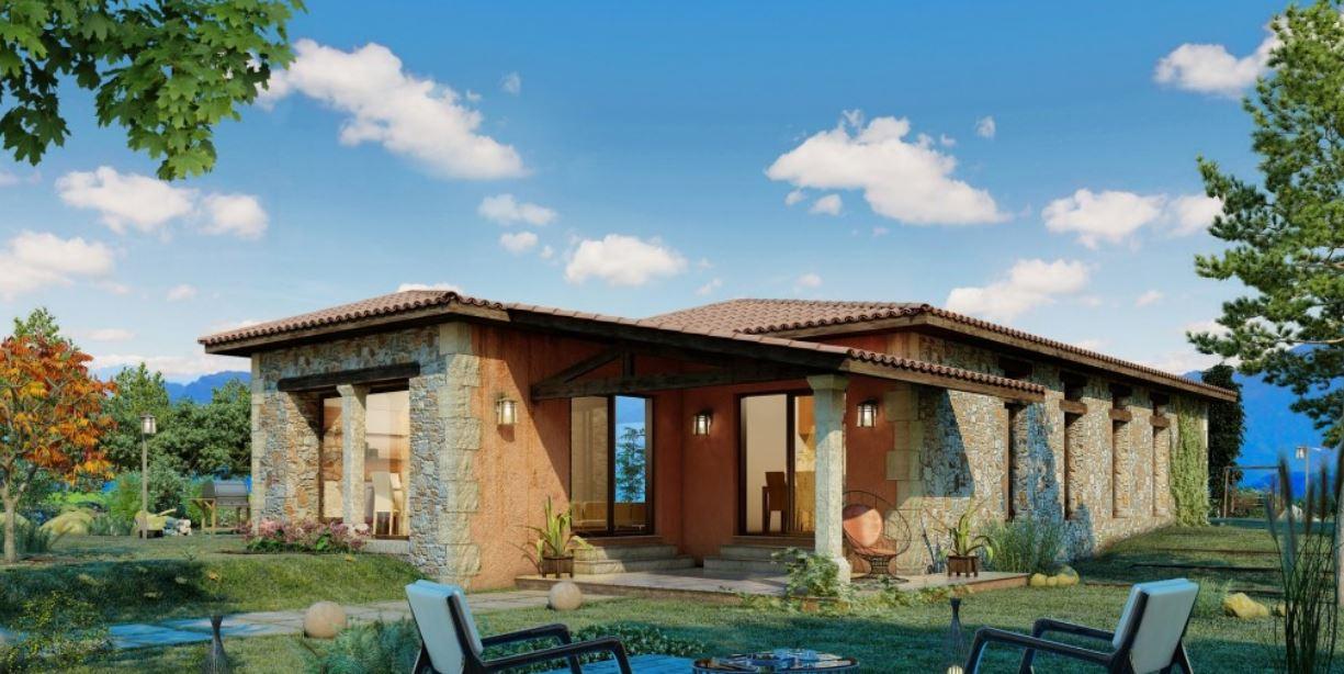 Planos de casas rusticas de campo
