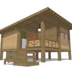 Planos de cabañas de madera económicas