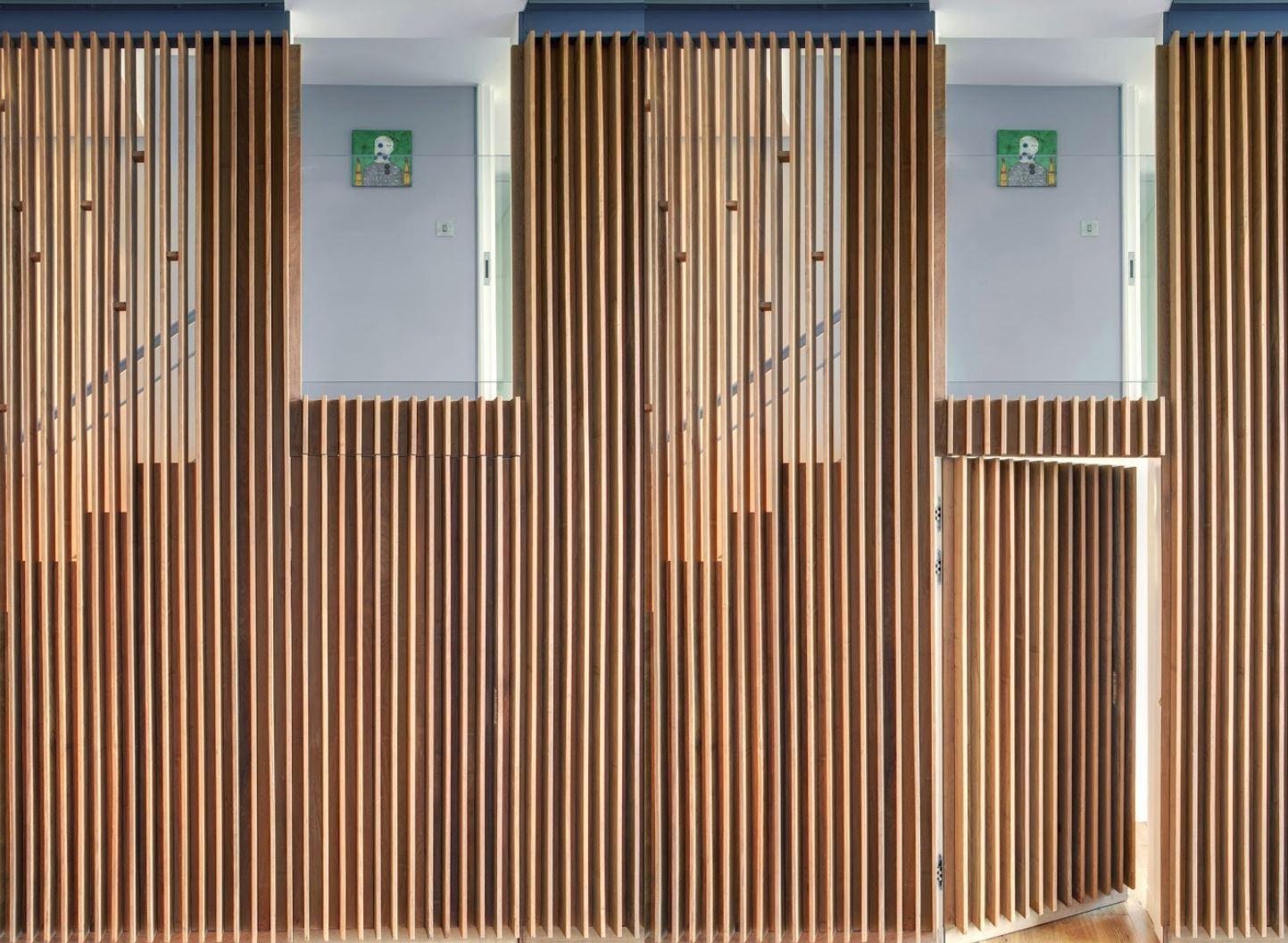 Planos y casas planos de casas plantas arquitect nicas - Separador de madera ...