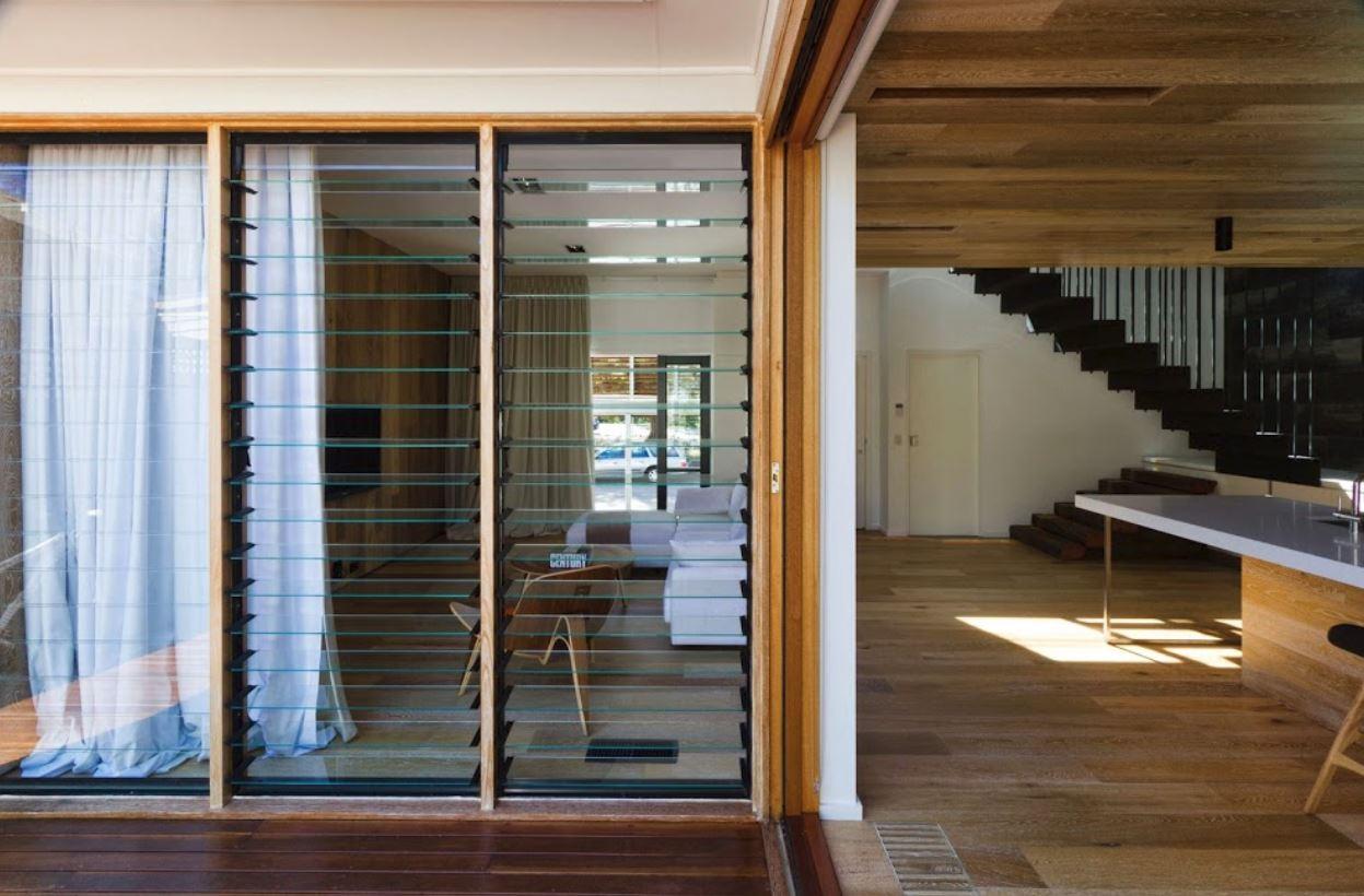 Dise o de casa de madera de dos pisos - Casa de madera ...
