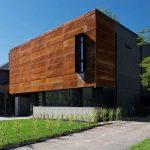 Laminas de acero para fachadas