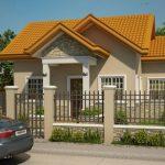 Planos casas 2 dormitorios económicas