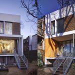Modelo de vivienda unifamiliar adosada