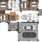 7 Planos de casas con garaje doble