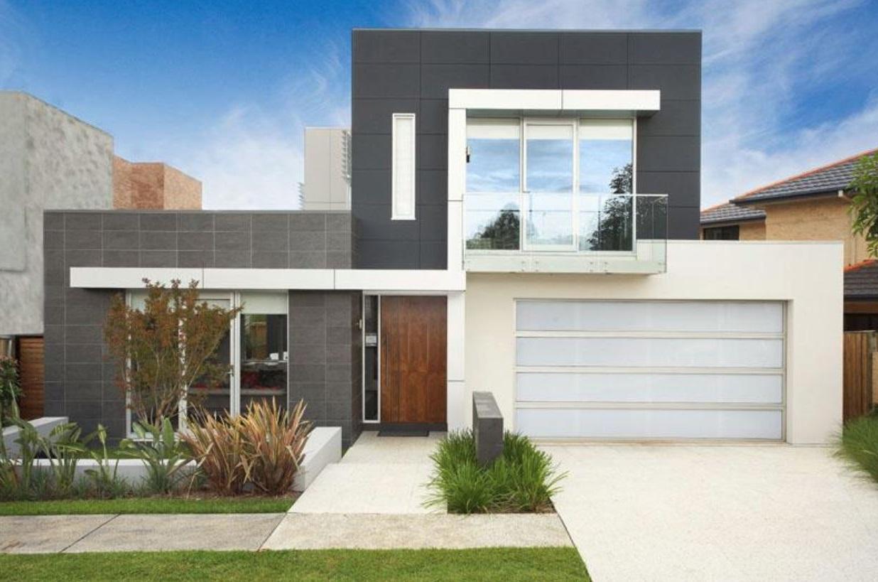 Planos y casas planos de casas plantas arquitect nicas for Fachadas frontales de casas