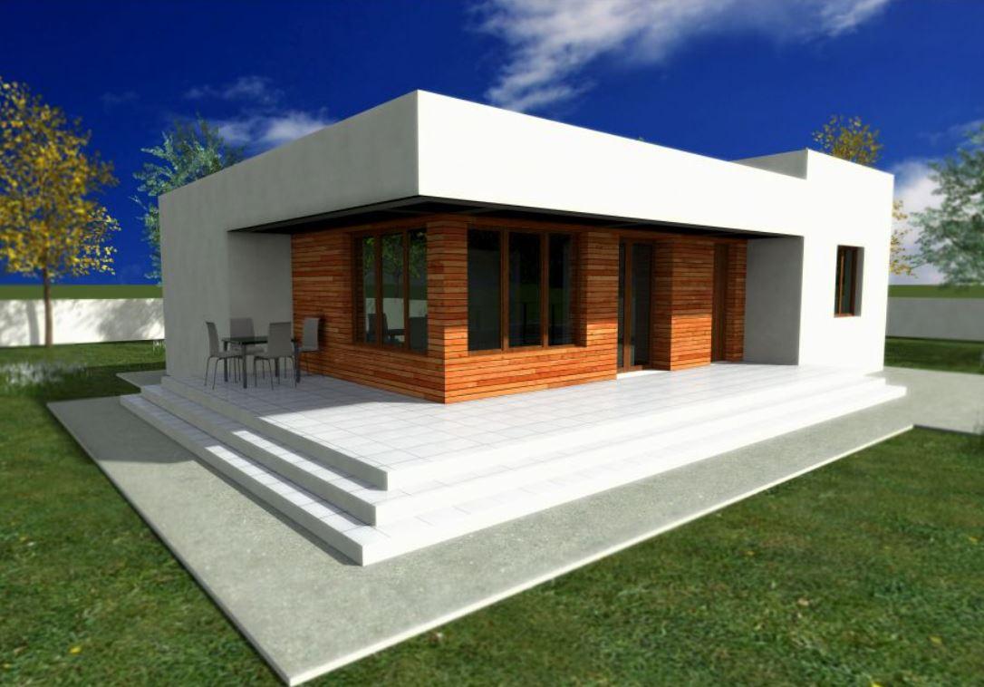 Planos y casas planos de casas plantas arquitect nicas for Vivienda minimalista planos