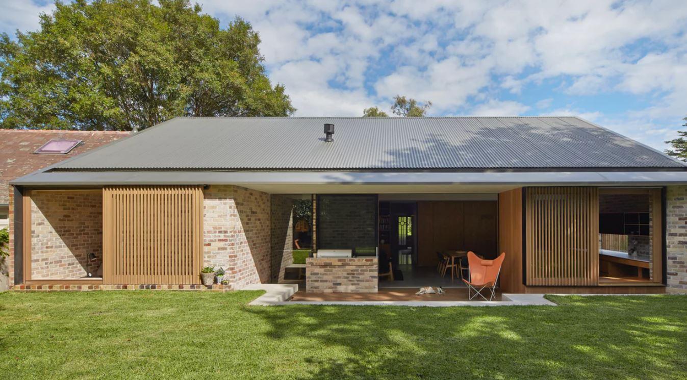Planos y casas planos de casas plantas arquitect nicas for Modelos de casas con techo de chapa