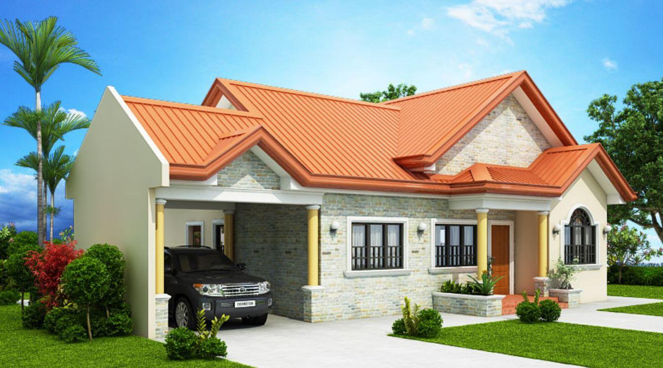 Plano de casa de 90m2 for Diseno para casa de 90 metros cuadrados