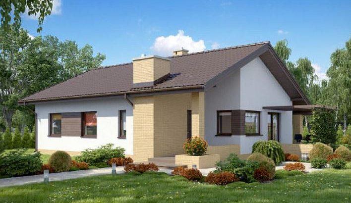 Planos y casas planos de casas plantas arquitect nicas - Casas de 1 piso bonitas ...