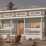 Planos de cabañas pequeñas – 6 Diseños muy interesantes
