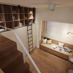 Planos de departamentos de 40 m2