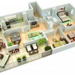 Departamentos con balcón terraza